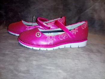 Sandalky pre princeznu