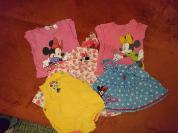 mickey mouse set na 2 roky
