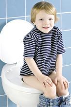 Odplienkovanie: wc doska s integrovaným sedátkom pre deti