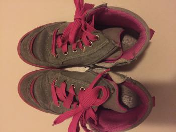 topánky značky RICHTER
