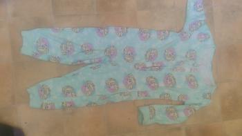 Pyžamko v.104 Elsa