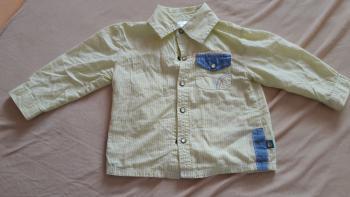 Krásna chlapčenská košeľa, v. 74