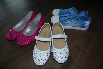 Predám dievčenské topánky