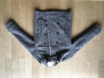 chlapčensky kabátik vel. 7-8 rokov