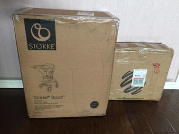Stokke Scoot kočík 3 v 1 roku 2017 nové vydanie