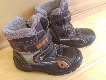 Topánky na zimu č.30