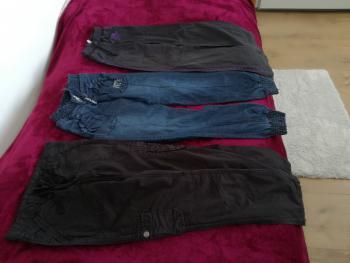 zateplene nohavice
