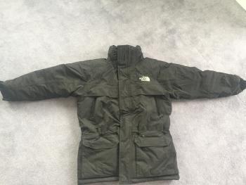 zimná bunda Northface pre chlapca/dievča