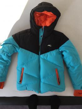 Kjus - detská zimná bunda pre dievča aj pre chlapca