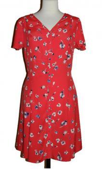 Kvetinkové šaty F&F č.40