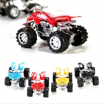 Detská motorka - štvorkolka