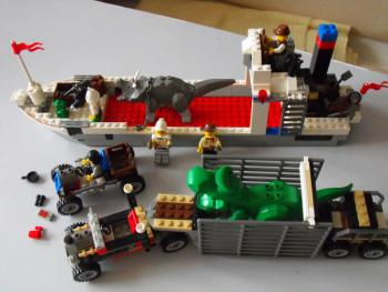 Stavebnica Lego 5975