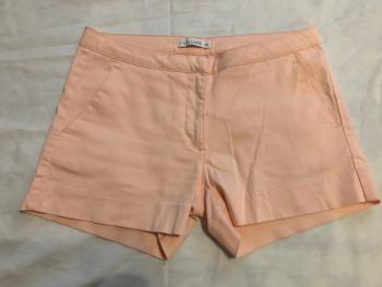 Oranžové šortky