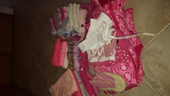 Oblečenie po dcérke