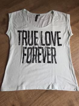 Nové tyrkisové tričko