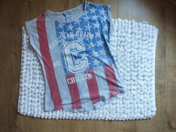 Tričko s vlajkou