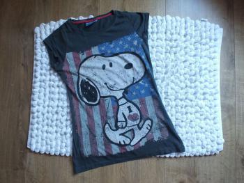 Tričko Snoopy