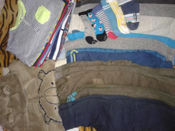 Chlapčenské oblečenie