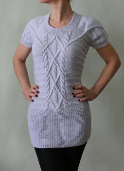 Ručne pletený sveter, 40