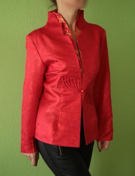 Nový originálny čínsky kabátik 42-44
