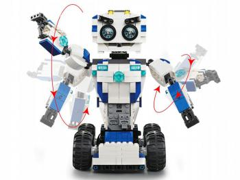 CADA TECHNIC ROBOT 606 ks dielikov