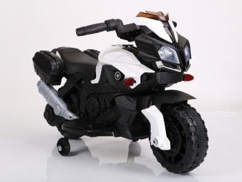 Elektrická motorka Skybike biela