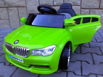 Elektrické Autíčko COMFORT B4 zelené