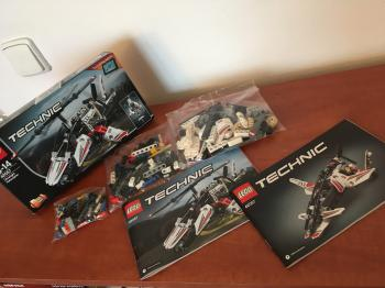 Lego Technic 42057 Experimental Aircraft