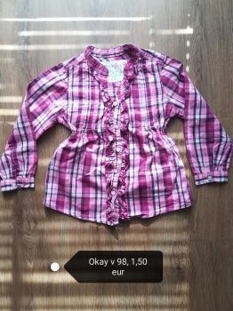 Košeľa v 98