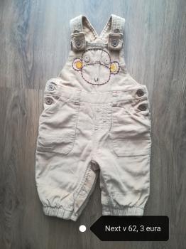 Nohavice, tepláky, kraťasy