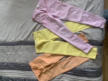 Uzke nohavice