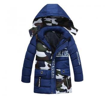 Zimná bunda veľkosť 116