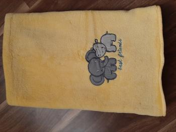 Detska teplucka deka