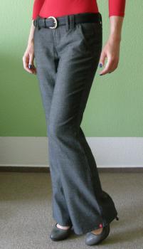 Klasické jesenné-zimné nohavice Esprit, S