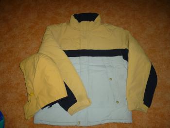 Hrubá zimná bunda(inz.č.19)