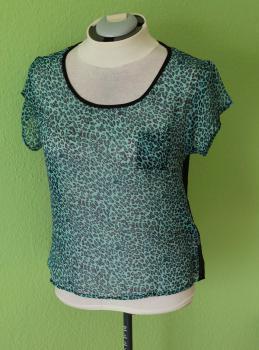 Nové jemnučké tričko Tally Weijl veľ.42