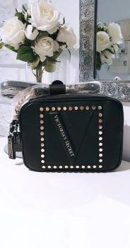 Victoria's Secret crossbody kabelka čierna