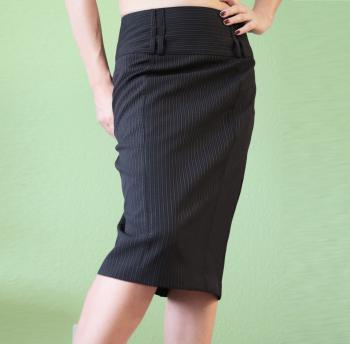 Nová puzdrová sukňa na 3 opasky, F&F, veľ. 38