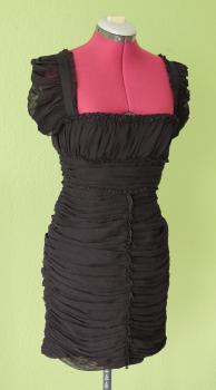 Nové nadýchané šaty Hoss Intropia vel.30-34