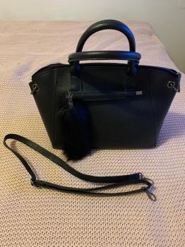 Sinsay kabelka čierna