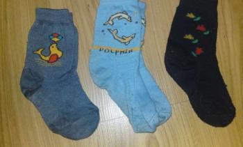 Detské ponožky na 2-3 roky - 25