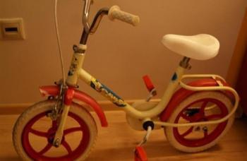detsky bicykel