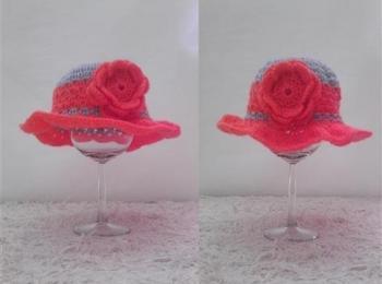 Hačkované čiapky