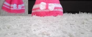 háčkované čiapočky
