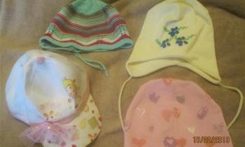 Nové čiapočky