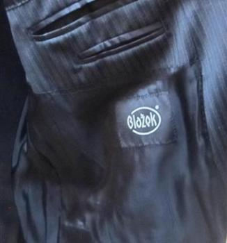 Oblek znacky Blazek , velkost 58
