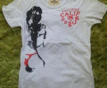 Pánske triško Hollister veľ. M - NOVÉ