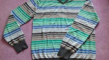 Pánsky sveter - L nenosený