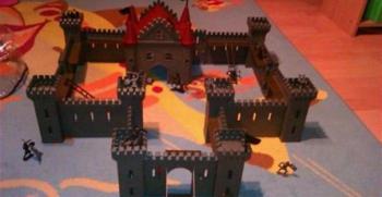 Predám detský hrad na hranie pre deti