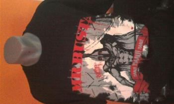 Nové trička značky RTM Mr. Busta